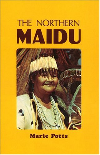 Northern Maidu N/A edition cover