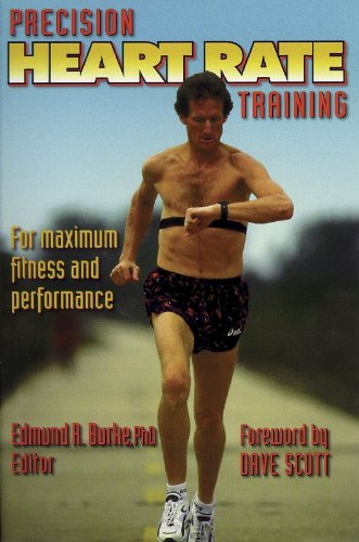 Precision Heart Rate Training   1998 9780880117708 Front Cover