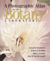 Photographic Atlas for the Botany Laboratory, Fifth Edition 5th 2008 9780895827708 Front Cover