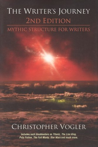Writer's Journey Mythic Structure for Writers 2nd 1998 edition cover