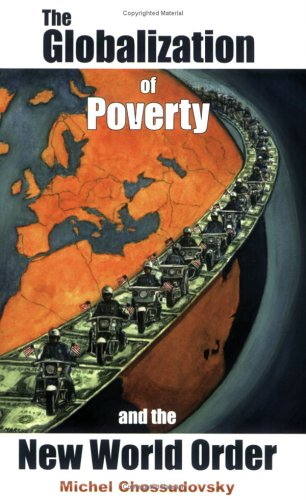 Globalization of Poverty and the N W Order  2nd 2003 edition cover