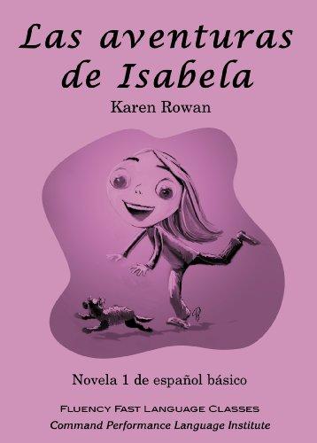 LAS AVENTURAS DE ISABELA N/A edition cover