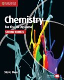 Chemistry for the IB Diploma  2nd 2014 (Revised) edition cover