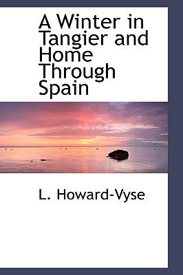 Winter in Tangier and Home Through Spain  2009 edition cover