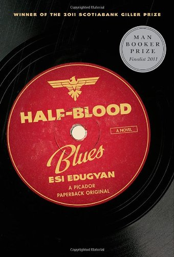 Half-Blood Blues   2012 edition cover