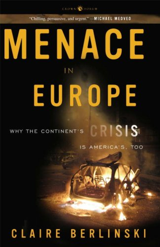 Menace in Europe Why the Continent's Crisis Is America's, Too N/A 9781400097708 Front Cover