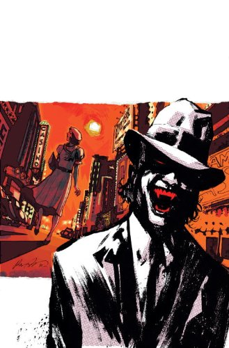 American Vampire Vol. 2  N/A 9781401230708 Front Cover