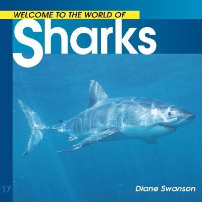 Sharks   2001 9781552851708 Front Cover