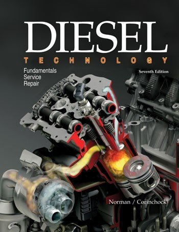 Diesel Technology Fundamentals Service Repair 7th 2007 edition cover