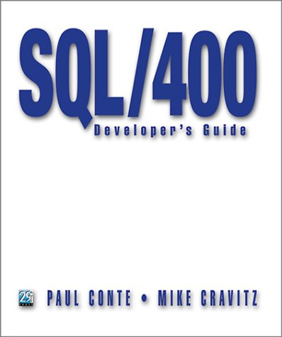 Database Design and Programming for DB2/400   2000 edition cover