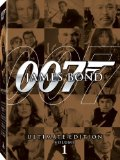 James Bond Ultimate Edition - Vol. 1 (The Man with the Golden Gun / Goldfinger / The World Is Not Enough / Diamonds Are Forever / The Living Daylights) System.Collections.Generic.List`1[System.String] artwork