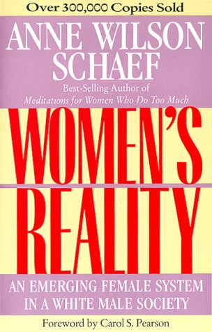 Women's Reality New An Emerging Female System 3rd 1992 (Reprint) edition cover