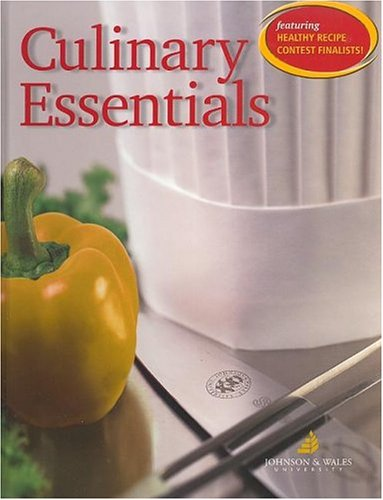 Culinary Essentials  2nd 2006 (Student Manual, Study Guide, etc.) edition cover