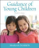 Guidance of Young Children  9th 2015 edition cover