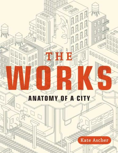 Works Anatomy of a City  2007 edition cover
