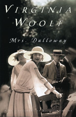 Mrs. Dalloway   1990 9780156628709 Front Cover