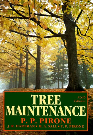 Tree Maintenance  6th 1988 (Revised) edition cover