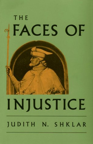 Faces of Injustice   1990 (Reprint) edition cover
