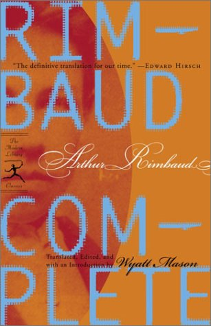 Rimbaud Complete   2002 edition cover