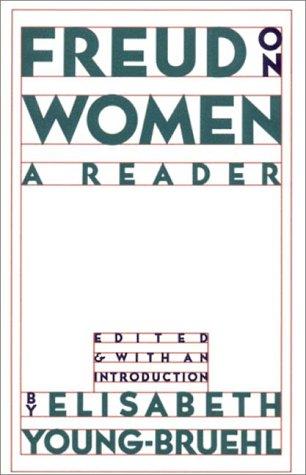 Freud on Women  N/A edition cover