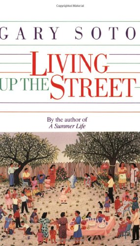 Living up the Street   1985 edition cover