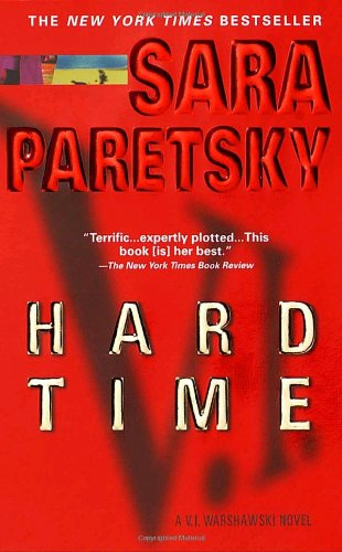 Hard Time  N/A 9780440224709 Front Cover
