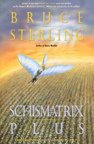 Schismatrix Plus  N/A edition cover