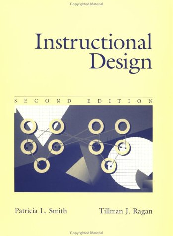 Instructional Design  2nd 1999 edition cover