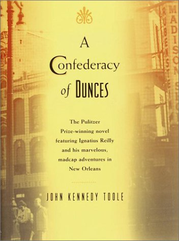 Confederacy of Dunces  N/A edition cover