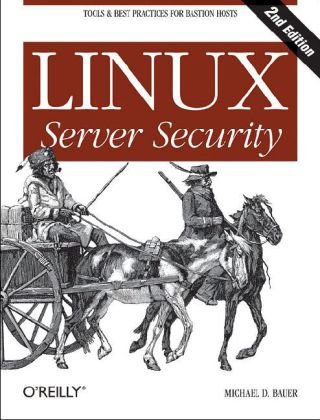 Linux Server Security  2nd 2005 9780596006709 Front Cover