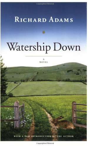 Watership Down   2005 9780743277709 Front Cover