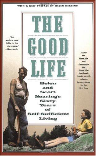 Good Life   1989 (Reprint) edition cover