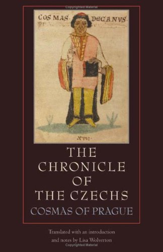 Chronicle of the Czechs   2008 edition cover