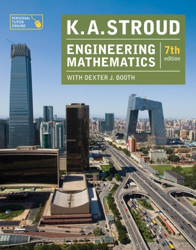 Engineering Mathematics: 7th 2013 edition cover
