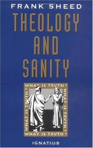 Theology and Sanity N/A edition cover