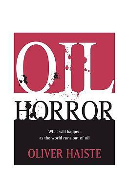 Oil Horror  2008 edition cover