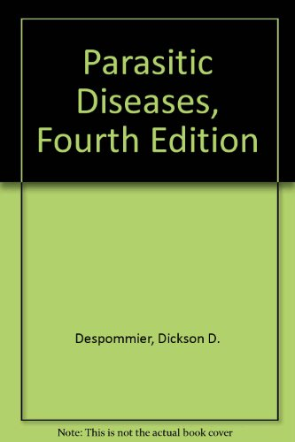Parasitic Diseases 4th 2000 edition cover