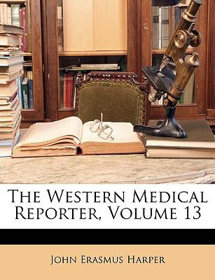 Western Medical Reporter N/A edition cover