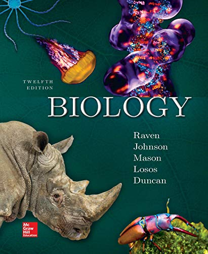 BIOLOGY  (LOOSELEAF)                    N/A 9781260494709 Front Cover