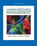 Human Resource Management:   2016 9781305500709 Front Cover
