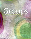 Groups: Process and Practice  2017 9781305865709 Front Cover