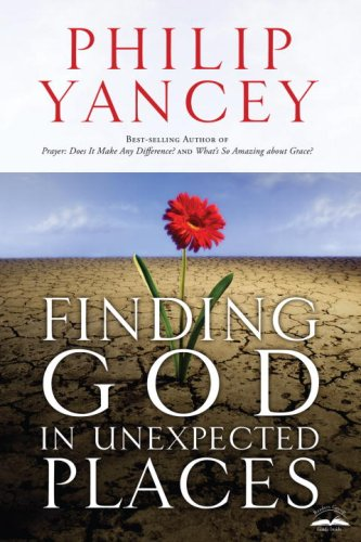 Finding God in Unexpected Places  N/A 9781400074709 Front Cover