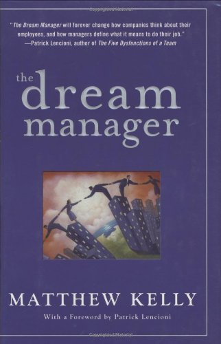 Dream Manager   2008 9781401303709 Front Cover