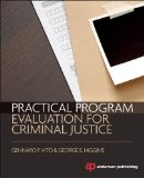 Practical Program Evaluation for Criminal Justice   2014 edition cover