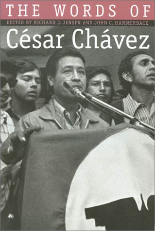 Words of C�sar Ch�vez   2002 edition cover