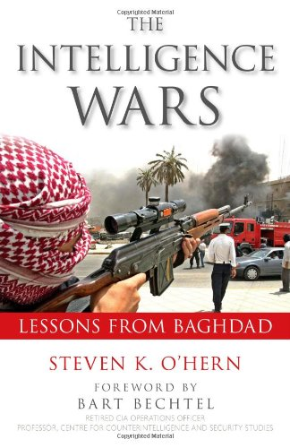 Intelligence Wars Lessons from Baghdad  2008 edition cover
