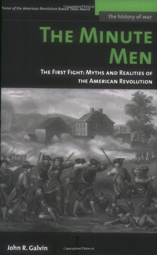 Minute Men The First Fight: Myths and Realities of the American Revolution  2006 edition cover