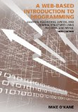 Web-Based Introduction to Programming Essential Algorithms, Syntax, and Control Structures Using PHP, HTML, and MySQL 3rd 2014 edition cover