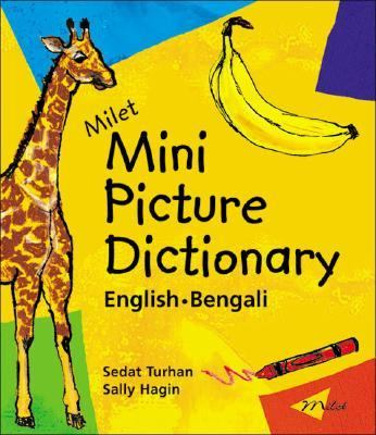 Milet Mini Picture Dictionary   2004 9781840593709 Front Cover