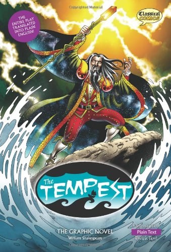 Tempest   2009 edition cover